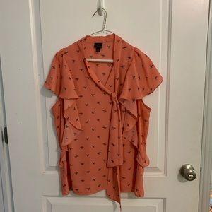 Women's Worthington Blouse XL
